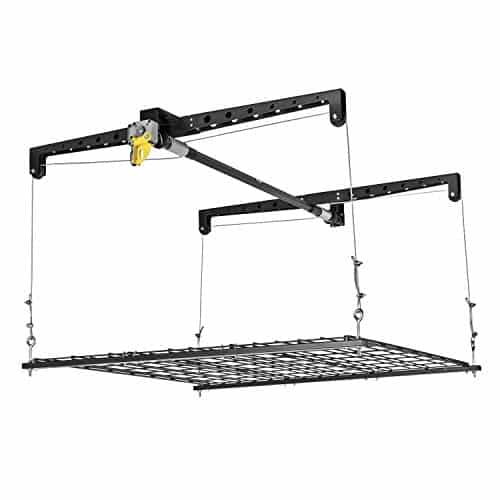 Racor Garage Ceiling Storage Rack Lift
