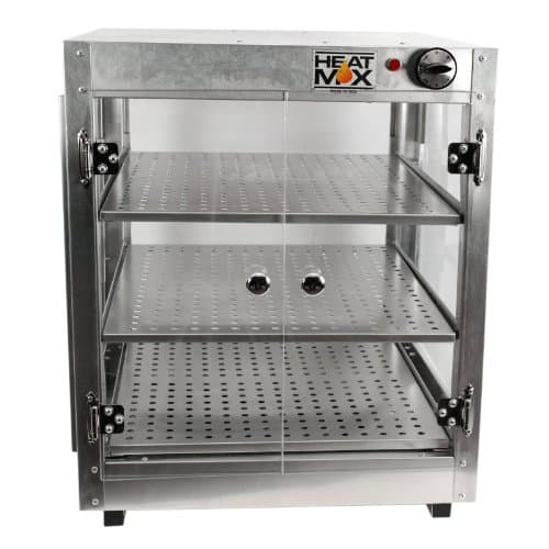 HeatMax Commercial Countertop Food Warmer Display