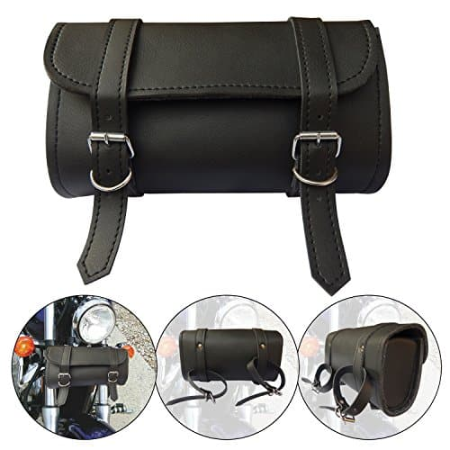 2Fit Motorcycle Waterproof PU Leather Tool Bag