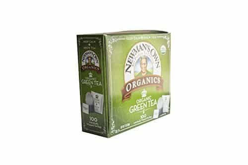 Newmans Own Organics Royal Green Tea