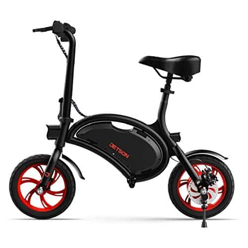 Jetson Bolt Folding E-Bike with LCD Display