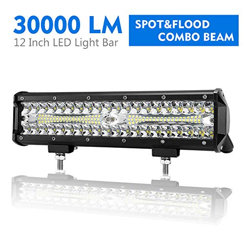 Liteway LED Light Bar Spot Flood Combo