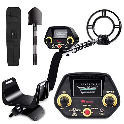 RM RICOMAX Metal Detector for Adults