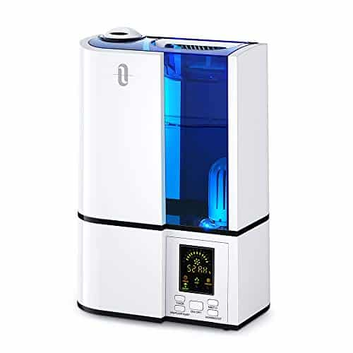 TaoTronics Cool Mist Ultrasonic Humidifier