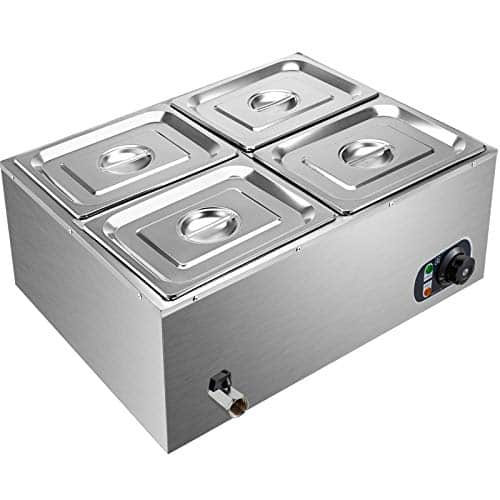 Vevor Commercial Food Warmer