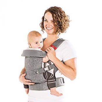 Top 10 Best Front Facing Baby Carriers – Buyer's Guide