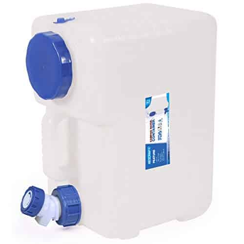 REDCAMP Portable Water Container with Spigot