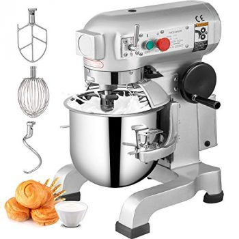 Top 10 Best Commercial Dough Mixers – Buyer's Guide