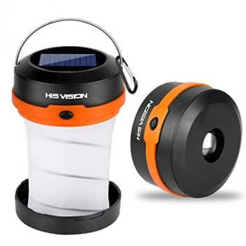 Top 10 Best Solar Camping Lights – Buyer's Guide