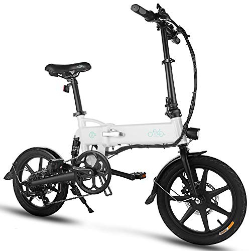 Fido D2S Folding Electric Bike
