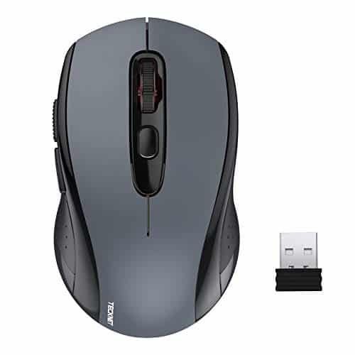 TeckNet Silent Wireless Mouse