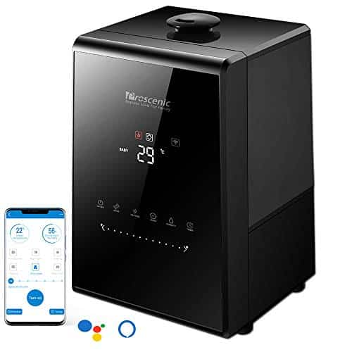 Proscenic 808C Humidifier with Alexa & Google Voice Control