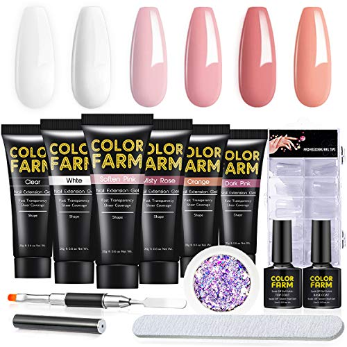 Babe Nail Poly Nail Gel Kit