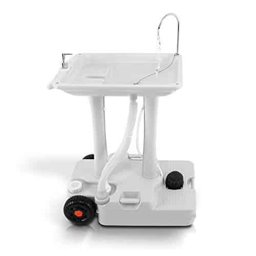 SereneLife SLCASN25 Portable Hand Wash Station